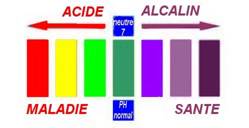 l'acidose : qu'est ce que c'est